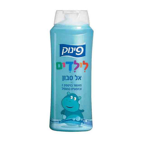 Pinuk - Soapless Body Wash for Kids With Chamomile