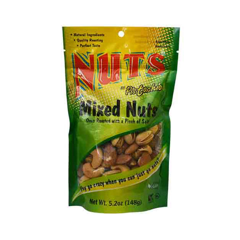 Pistachio - Mixed Nuts, Oven Roasted With a Pinch of Salt