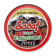 Sadaf - Fried Eggplant Slices 13Oz