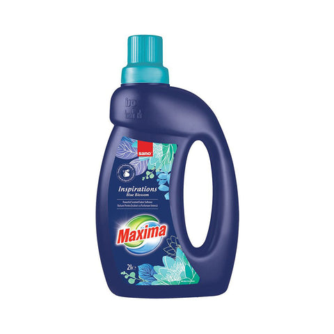Sano - Maxima Inspiration Blue Blossom Fabric Softener 2L