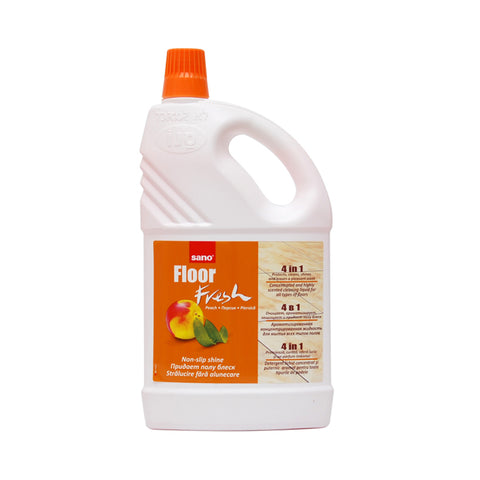 Sano - Ritzpaz Fresh Floor Cleaner Peach 2 Liter