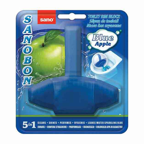 Sano - Sanobon Rim Block Blue Apple 5 in 1