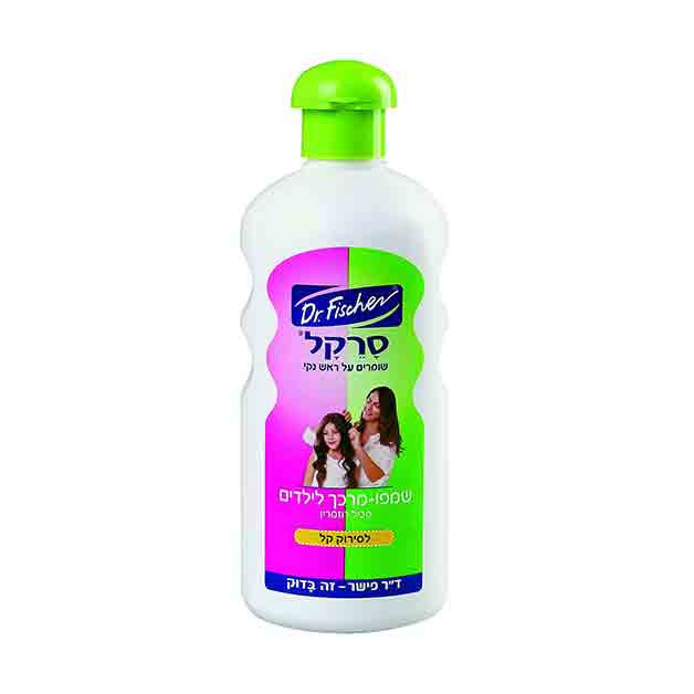 Comb&Care 2in1 Shampoo and Conditioner Dr. Fischer