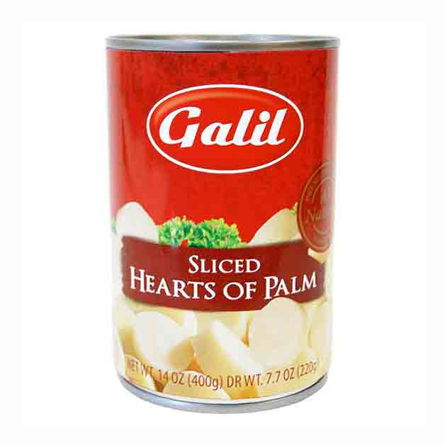 Galil - Hearts Of Palm Sliced