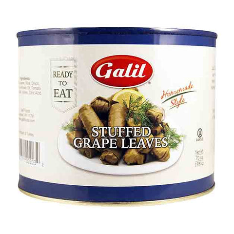 Galil Stuffed Grape Leaves Large