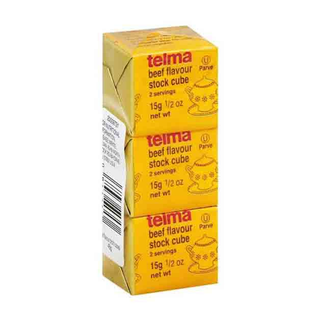 Telma - Beef Flavour Stock Cubes.