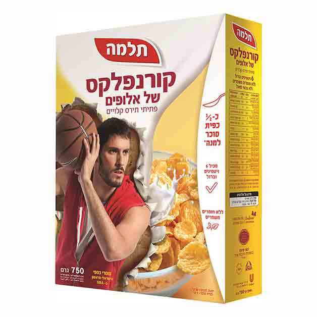 Telma - Corn Flakes for Champions 750 gr