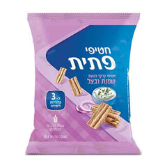 Telma - Patit Cracker Snacks - Sour Cream Onion