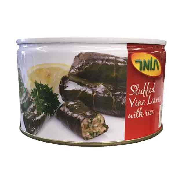 Tomer - Stuffed Grape Leaves