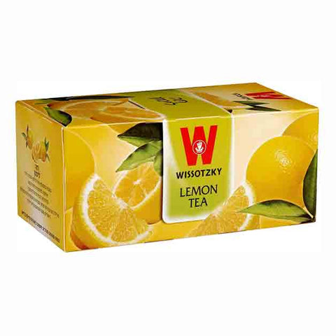 Wissotzky - Tea Lemon