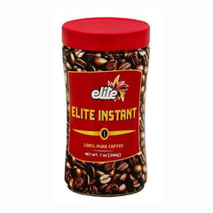 Elite - Coffee Instant Tin, 7-Ounce