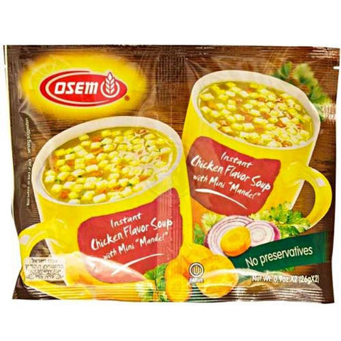 Osem Instant Chicken Soup With Mandel