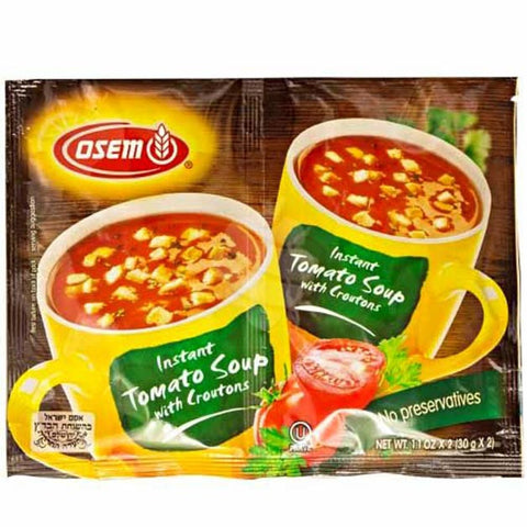 Osem -  Instant Tomato Soup With Croutons