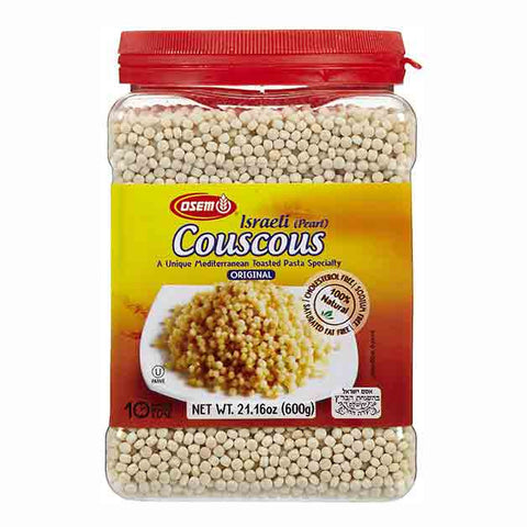 Osem Pearl Couscous Original, Jar