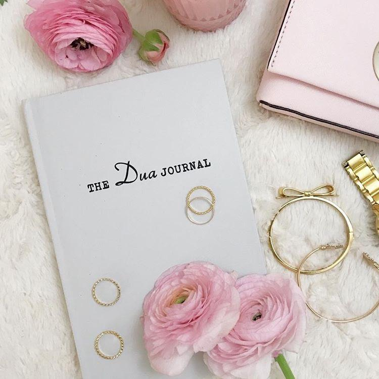 How to Get the Most Benefit out of your Dua Journal