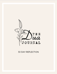 The Dua Journal 30 Day Digital PDF