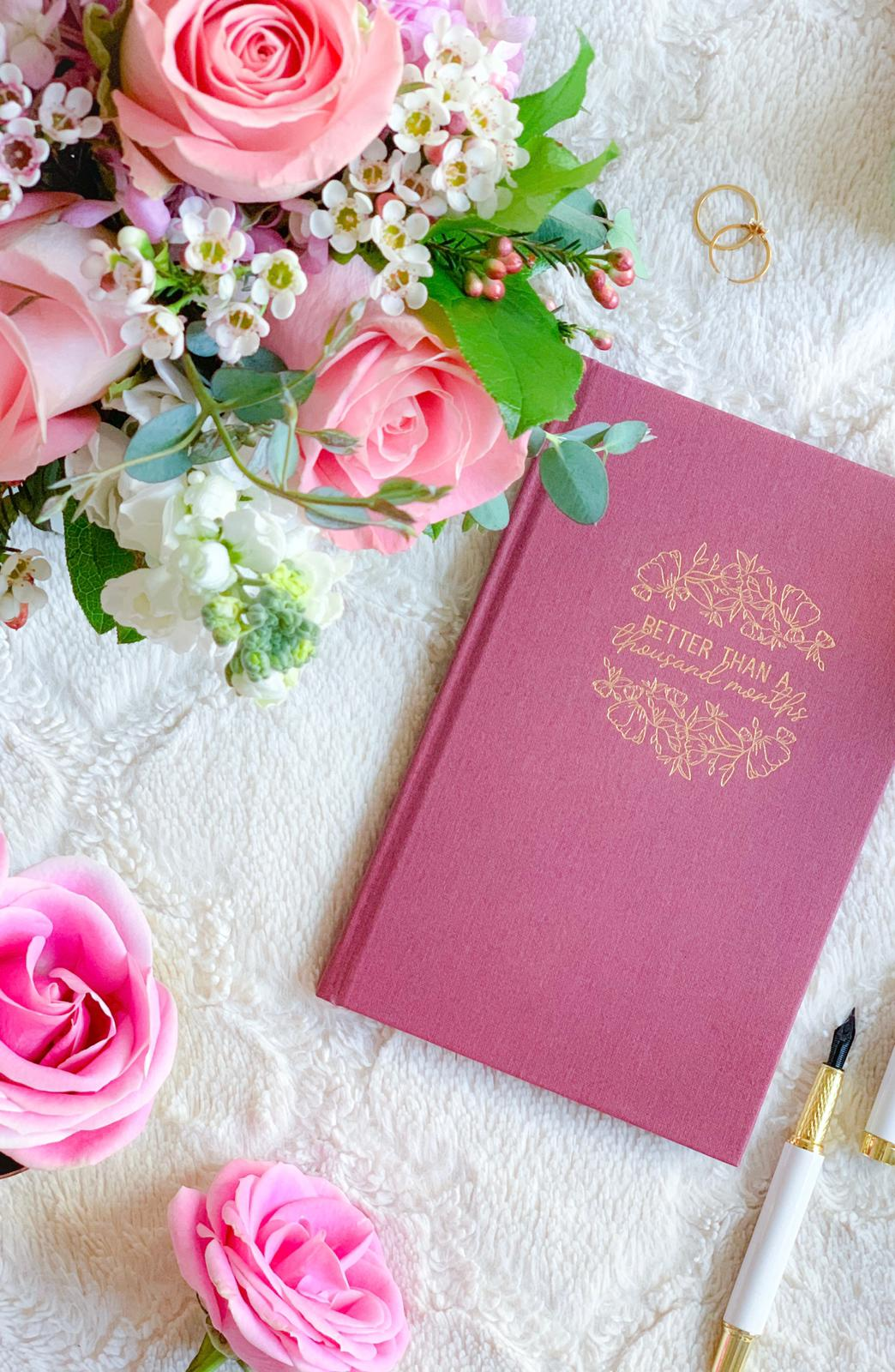 The Dua Journal - Ramadan Planner