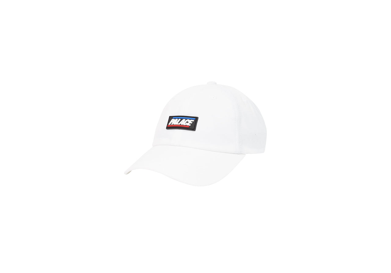 PATCH SHELL 6-PANEL WHITE