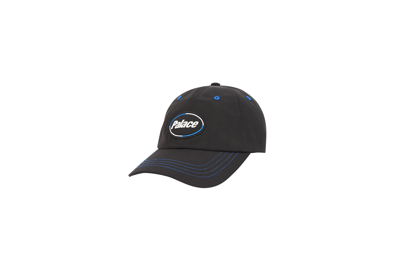 SPEEDWAY SHELL 6-PANEL BLACK