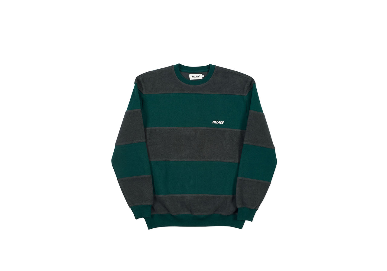 BRUSHER CREW GREEN