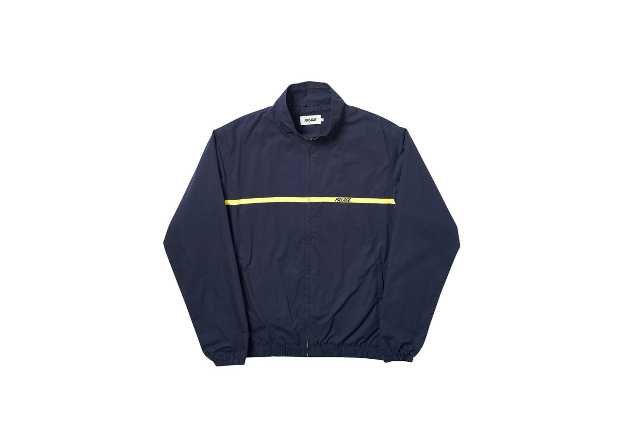 P-LINE COTTON JACKET DARK NAVY