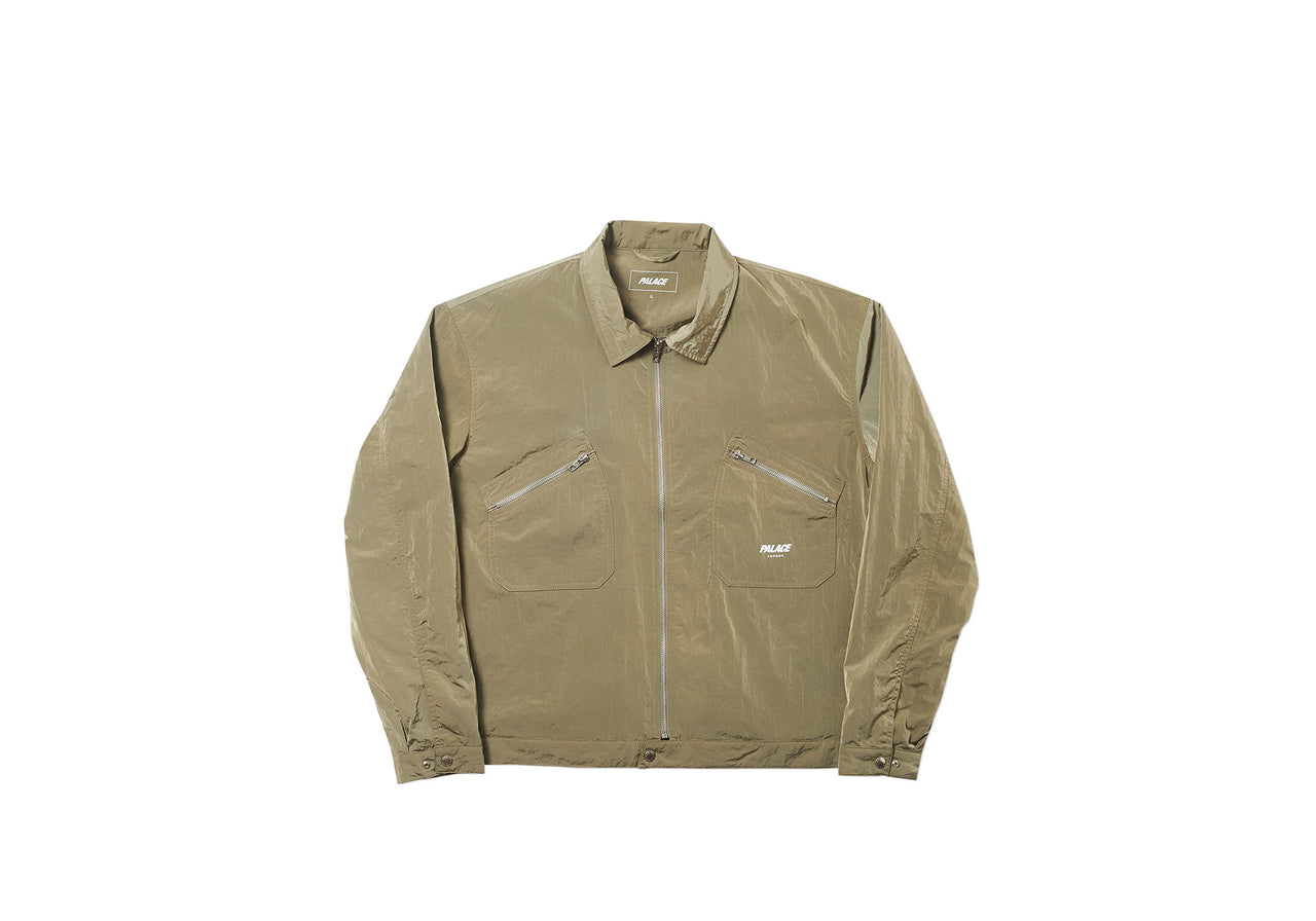S-WORK JACKET GOLD SAND