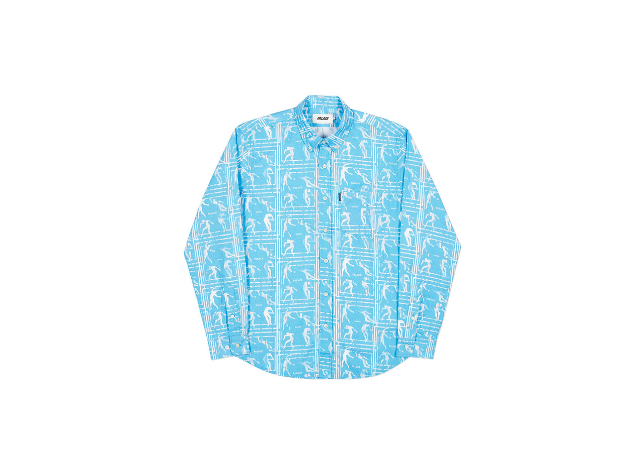 DANSE SHIRT BLUE