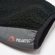 POLARTEC GO-GO JACKET BLACK