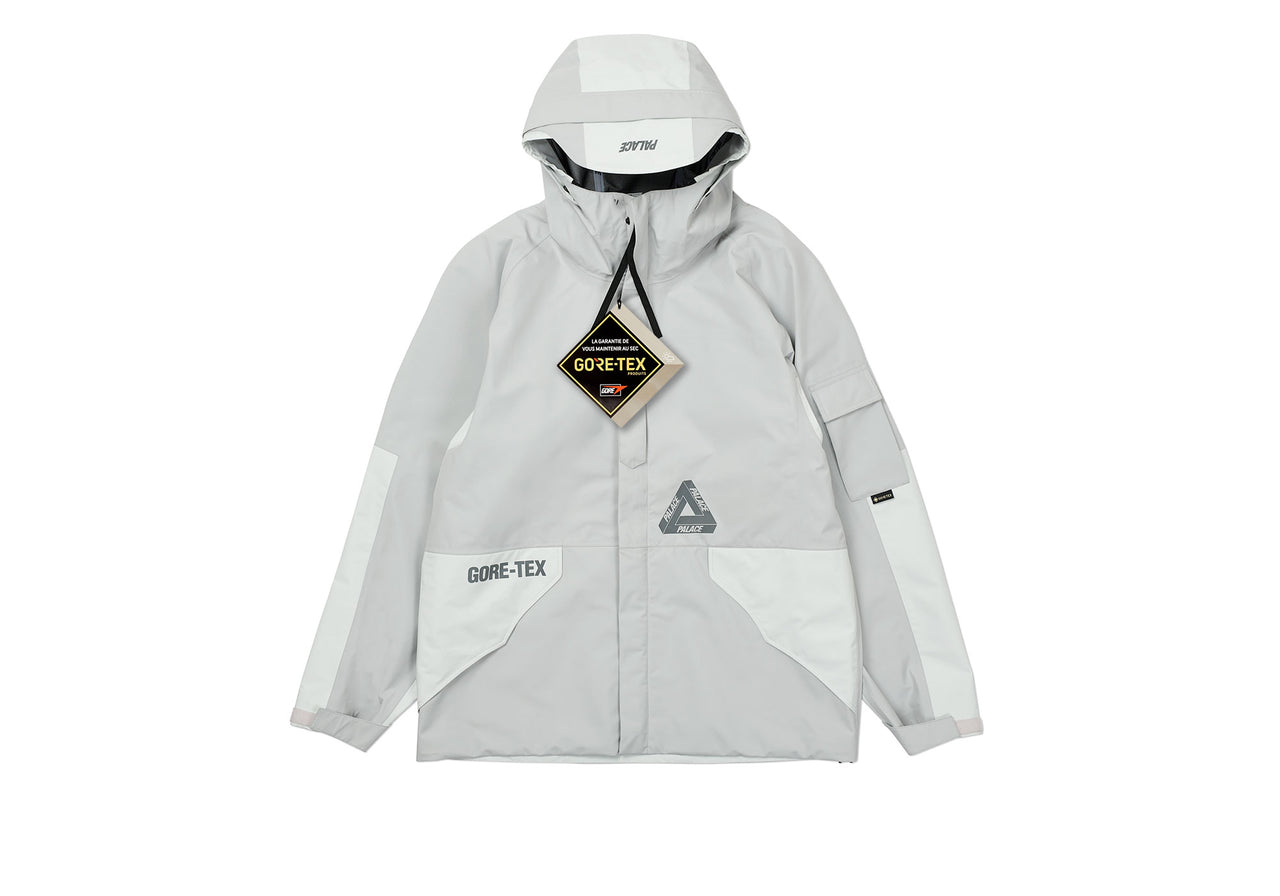 PALACE GORE-TEX WAVE-LENGTH JACKET GREY