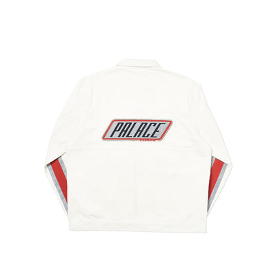 STUFF JACKET WHITE