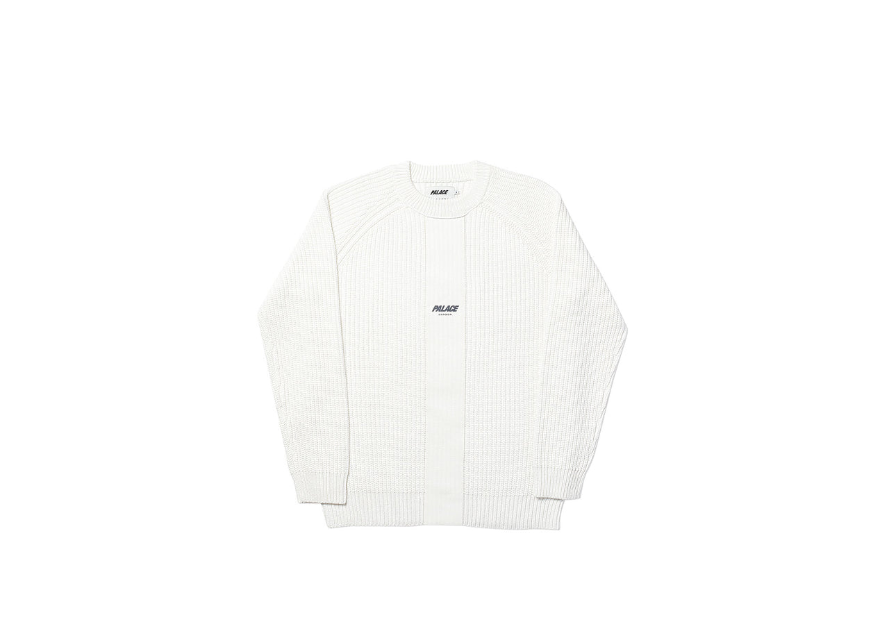 R-KNIT OFF WHITE