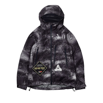 GORE-TEX PALEX JACKET BLACK RAIN