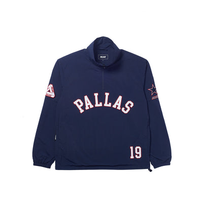 PALLAS SHELL JACKET BLUE