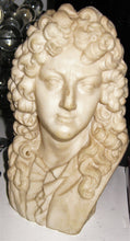 18th Century Marble Sculpture Portrait Bust