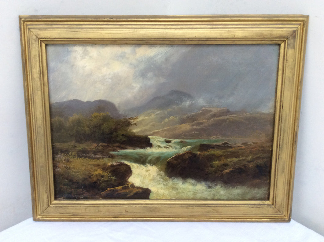 Antique landscape