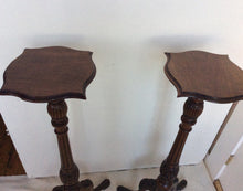 Pair of English Stands