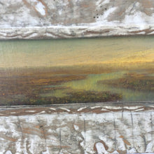"Beautiful Northern California Painting ""Alameda Marshes"""