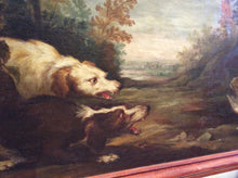Old master Dog Painting