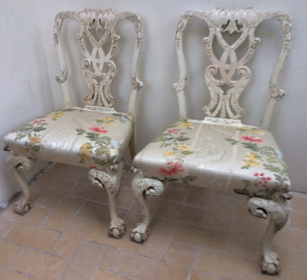 English Country House Chairs