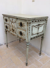 Northern Italian Dressing Table in the manner of Giuseppe Maria Bonzanigo