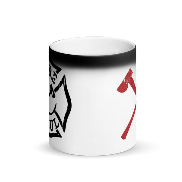 Reaper Mauler Matte Black Magic Mug