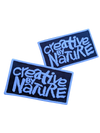 Creative By Nature Patch