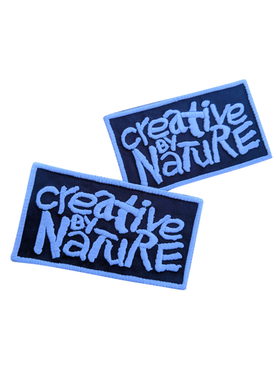 Creative By Nature Iron-On Patch
