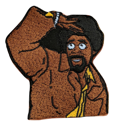 Playa From The Himalayas Iron-On Patch