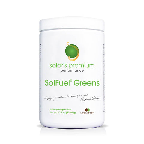 SolFuel® Greens - Mocha Boost - 10.8oz