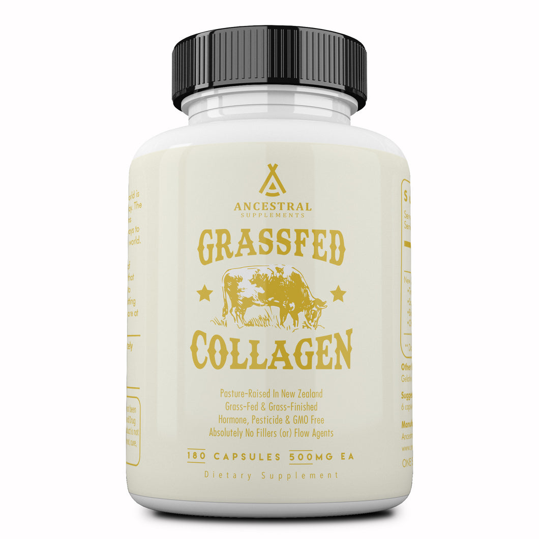 Grass Fed Collagen by Ancestral Supplements