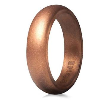 Copperline Silicone Ring - Thin