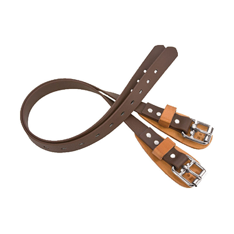 Weaver Leather 26 In. Leather Leg Straps