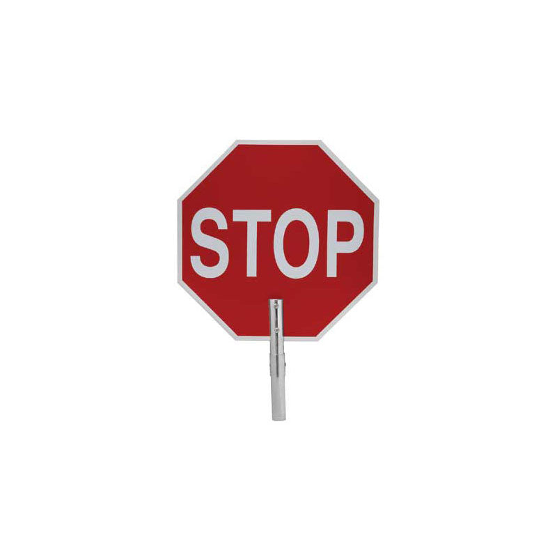 Fred Marvin STOP/SLOW Sign with Adapter