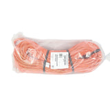 New England Ropes 1/2 In. x 150 Ft. Tachyon Climbing Rope Orange/Blue
